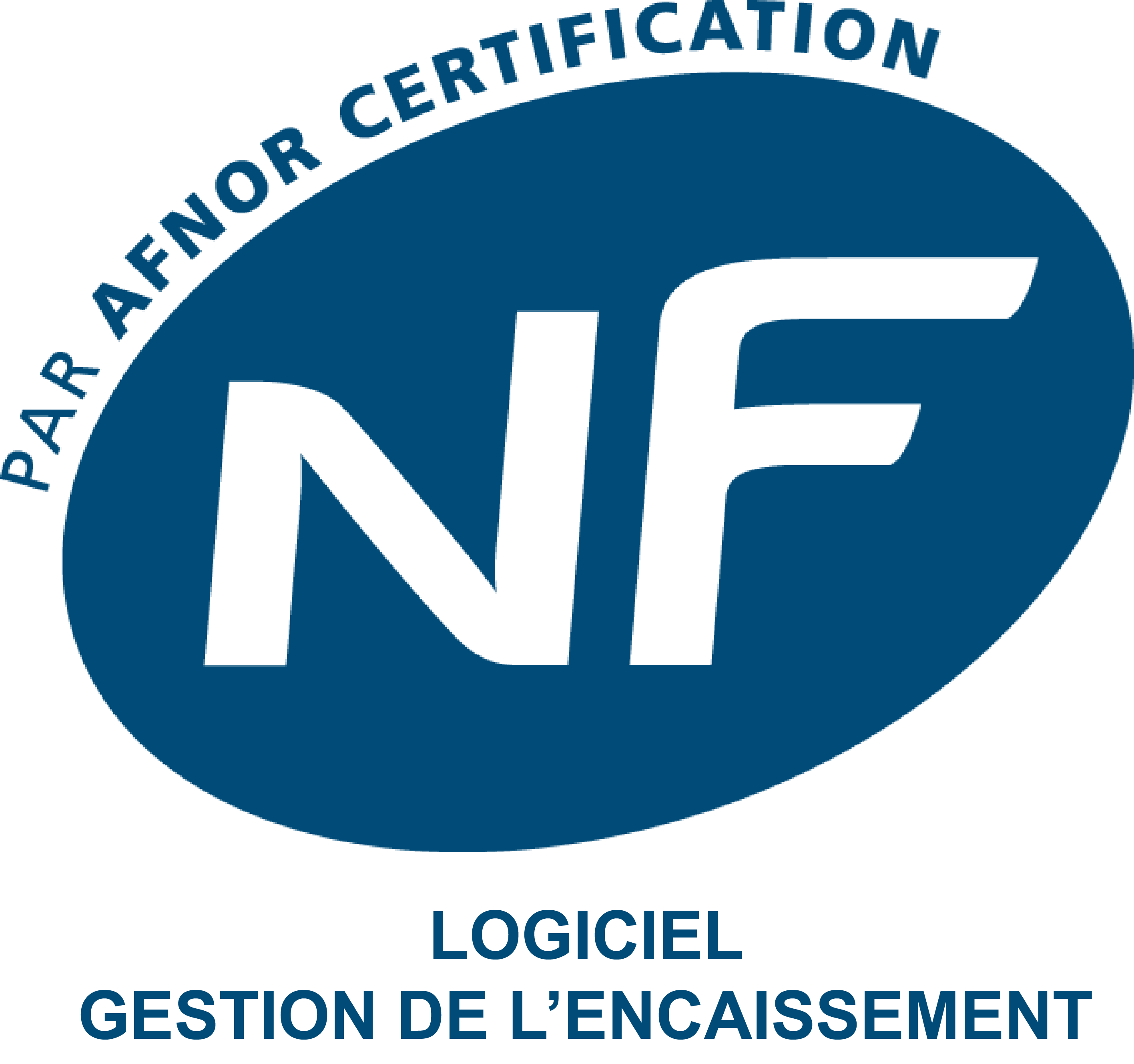 LABEL NF 525 GESTION