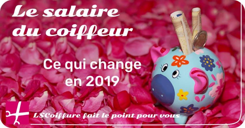 Salaire Coiffeur 2019 Combien Gagne T On En Salon De