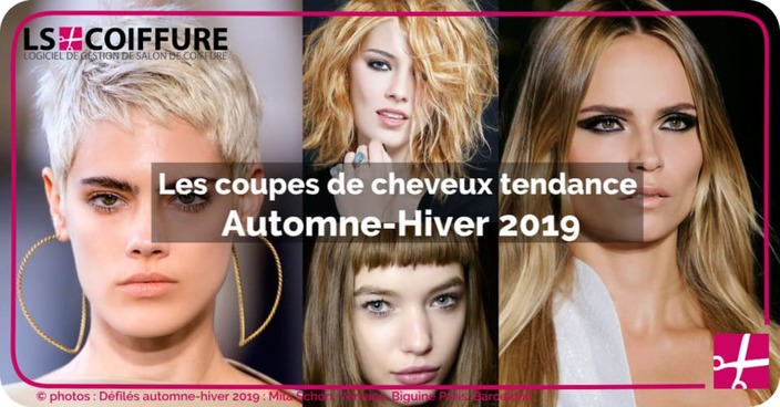 Modele coupe cheveux long 2019